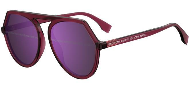 Fendi solbriller FENDI ROMA AMOR FF 0375/G/S