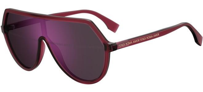 Fendi solbriller FENDI ROMA AMOR FF 0377/S