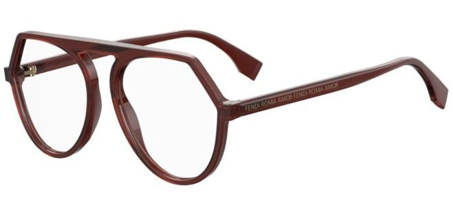 Fendi eyeglasses FENDI ROMA AMOR FF 0385