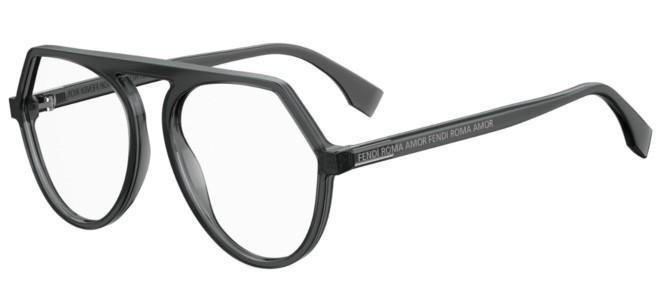 Fendi briller FENDI ROMA AMOR FF 0385