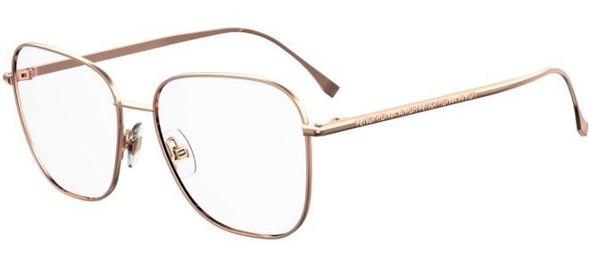 Fendi eyeglasses FENDI ROMA AMOR FF 0392