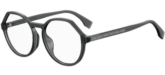 Fendi briller FENDI ROMA AMOR FF 0398/F