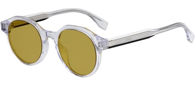 Fendi solbriller FENDI ROMA AMOR FF M0069/G/S