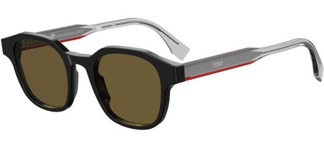 Fendi solbriller FENDI ROMA AMOR FF M0070/S