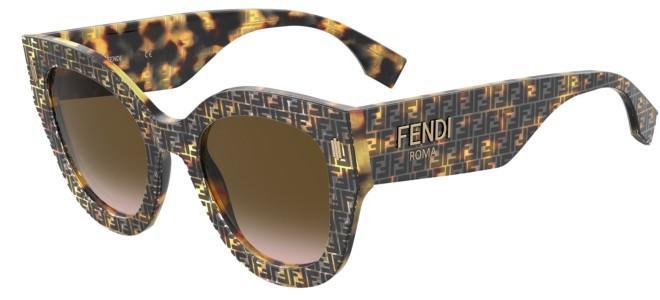 Fendi solbriller FENDI ROMA FF 0435/S