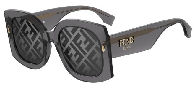 Fendi solbriller FENDI ROMA FF 0436/G/S