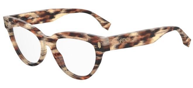 Fendi brillen FENDI ROMA FF 0443