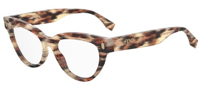 Fendi briller FENDI ROMA FF 0443