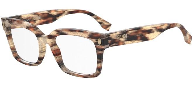 Fendi brillen FENDI ROMA FF 0444