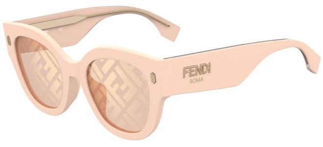 Fendi solbriller FENDI ROMA FF 0452/F/S