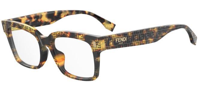 Fendi brillen FENDI ROMA FF 0453/F