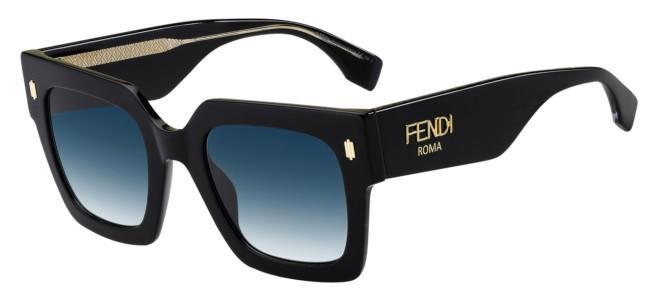 Fendi solbriller FENDI ROMA FF 0457/G/S