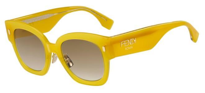 Fendi solbriller FENDI ROMA FF 0458/G/S