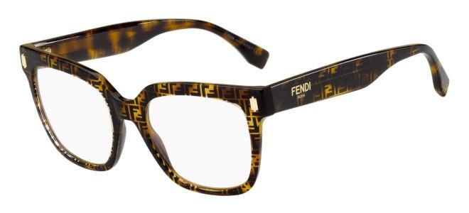 Fendi brillen FENDI ROMA FF 0463