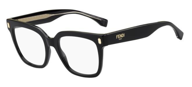 Fendi eyeglasses FENDI ROMA FF 0463