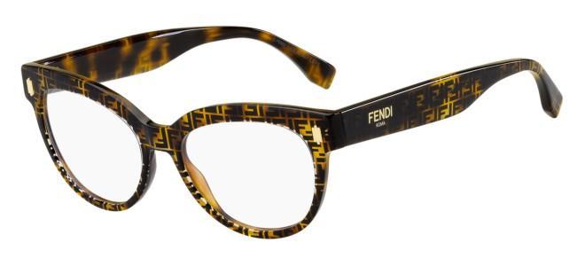 Fendi eyeglasses FENDI ROMA FF 0464