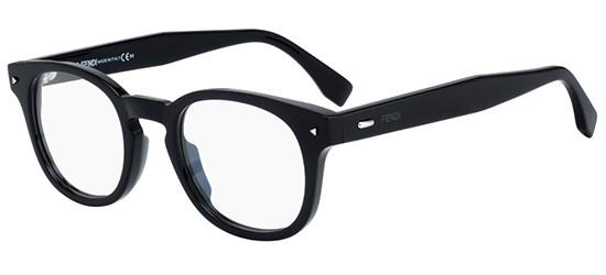 Fendi Fendi Sun Fun Ff 0219 Black Herrenbrillen Authentische Brillen lSErxe