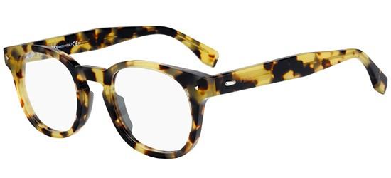 Fendi Fendi Sun Fun Ff 0217 Blonde Havana Herrenbrillen Authentische Brillen 4ugE3axu0