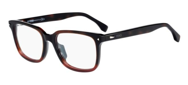 Fendi eyeglasses FENDI SUN FUN FF 0220