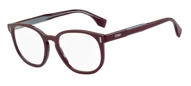 Fendi brillen FF M0103