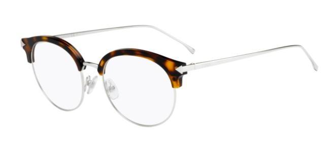 Fendi eyeglasses FUNKY ANGLE FF 0165
