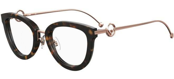 Fendi eyeglasses F IS FENDI FF 0417