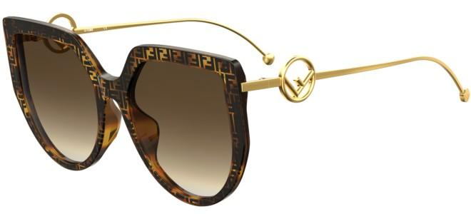 Fendi solbriller F IS FENDI FF 0428/F/S