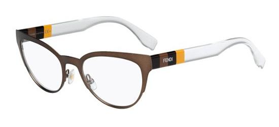 Fendi eyeglasses PEQUIN FF 0081