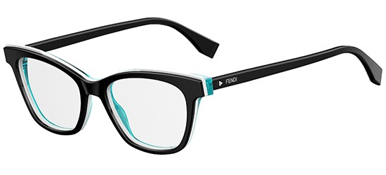 Fendi eyeglasses ROMA FF 0256