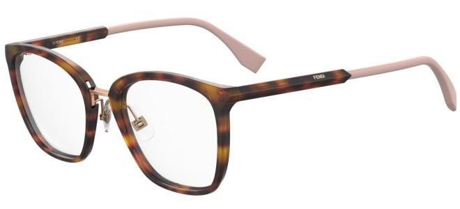 Fendi brillen ROMA FF 0455/G