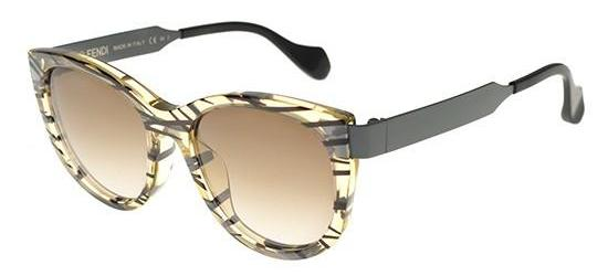 Fendi SLIKY FF 0181/S BY THIERRY LASRY