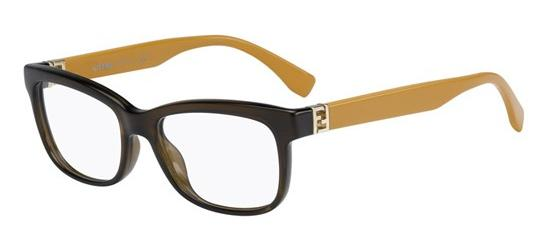 Fendi brillen THE FENDISTA FF 0009