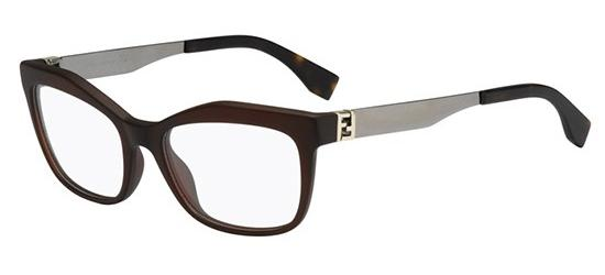Fendi brillen THE FENDISTA FF 0050