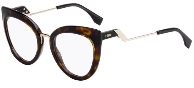 385864a6f7 Fendi Eyeglasses | Fendi Fall/Winter 2019 Collection
