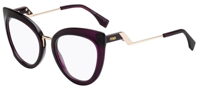 Fendi brillen TROPICAL SHINE FF 0334