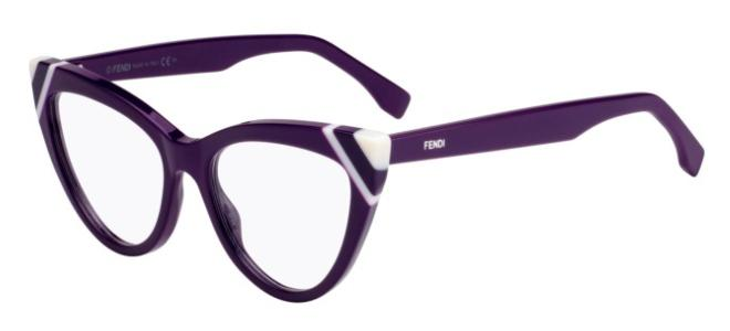 Fendi eyeglasses WAVES FF 0245