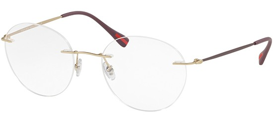 PRADA LINEA ROSSA RED FEATHER EVOLUTION VPS 52IV