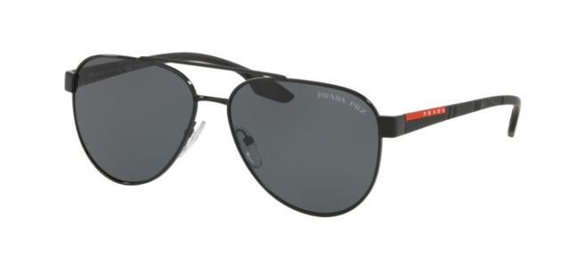 Prada Linea Rossa solbriller PRADA LINEA ROSSA STUBB SPS 54T