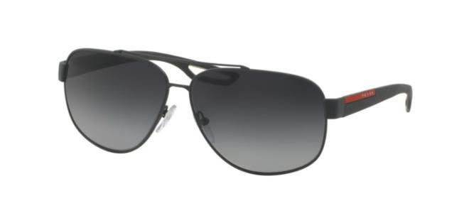 Prada Linea Rossa solbriller PRADA SPORT L.J. SILVER SPS 58QS