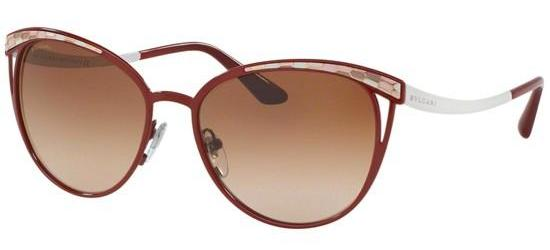 Bvlgari SERPENTI BV 6083 BURGUNDY/BROWN SHADED