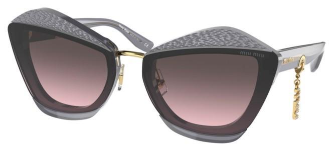 Miu Miu solbriller CHARMS SMU 01X