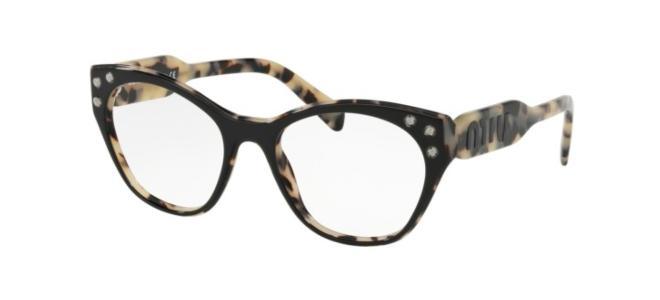 Miu Miu eyeglasses LOGOMANIA VMU 02R