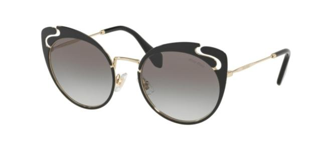 Miu Miu sunglasses NOIR EVOLUTION SMU 57T