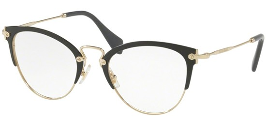 bd88dc511c Miu Miu Noir Evolution Vmu50q women Eyeglasses online sale