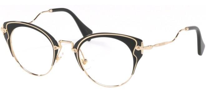 c18ecc8e68 Miu Miu Noir Evolution Vmu52p women Eyeglasses online sale