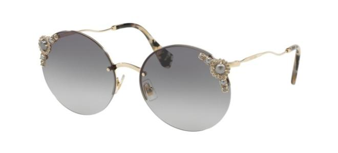 Miu Miu solbriller PEARL COLLECTION SMU52TS