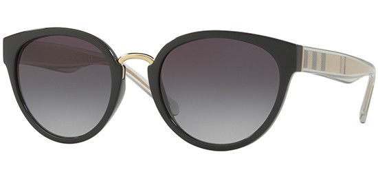Burberry sunglasses CORE WIRE BE 4249