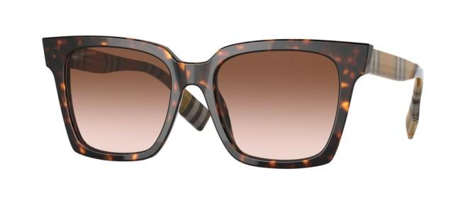 Burberry solbriller MAPLE BE 4335