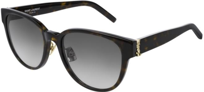 4cabdb85e8c28f Lunettes de soleil Saint Laurent   Collection Saint Laurent automne ...