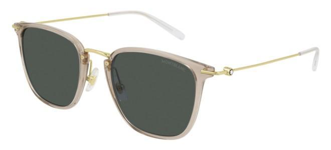 Montblanc zonnebrillen MB0157SA